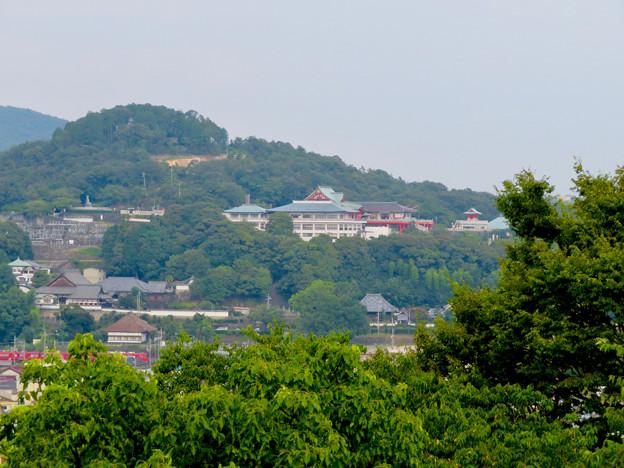 犬山城から見た景色 - 2:犬山成田山