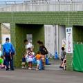 Photos: 夏休み中で大勢の人が来てた各務原市民プール - 10:屋外入り口