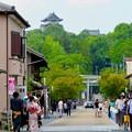 Photos: 真夏のとても暑い日、人通りがいつもより少なかった犬山城下町商店街 - 4