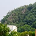 Photos: 近くから見た伊木山 - 4:岩山部分