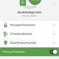 DuckDuckGo Privacy Browser 7.25.0 No - 3:プライバシー情報(DuckDuckGo公式サイト)