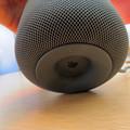 HomePod - 6:底部のアップルマーク