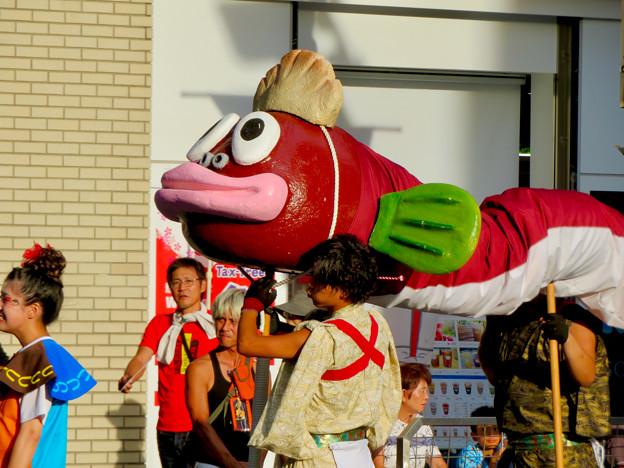 日本ど真ん中まつり 2019 No - 27:パレードに巨大ウナギ!?