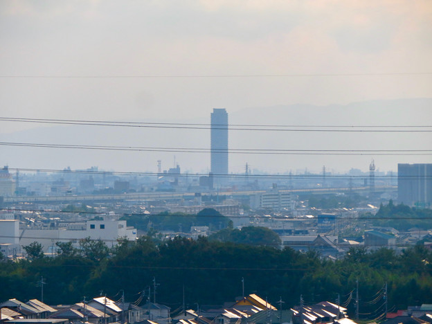 イオン守山店の屋上から見た景色 - 7:ザ・シーン城北
