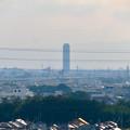 Photos: イオン守山店の屋上から見た景色 - 7:ザ・シーン城北