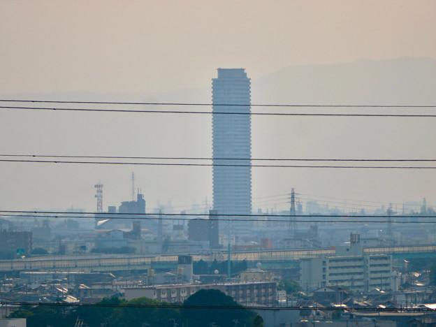 イオン守山店の屋上から見た景色 - 8:ザ・シーン城北