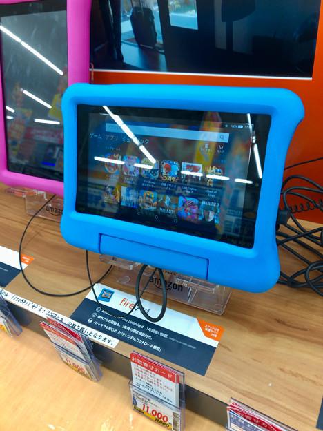 Kindle Fire HD 7 キッズモデル