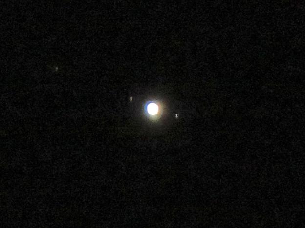 木星と衛星 - 3