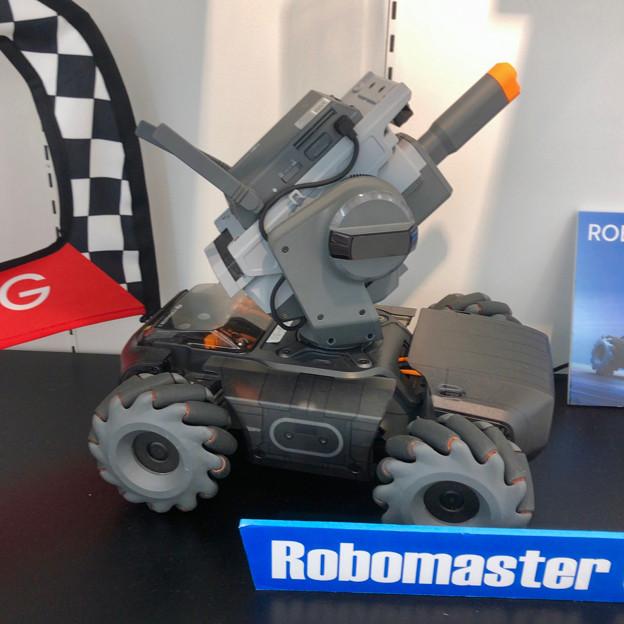 大須ドローンステーションにDJIの「RoboMaster S1」 - 3