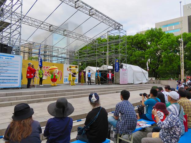 ふるさと全国県人会まつり 2019 No - 10:広島県のゆるキャラ