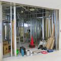 先月オープンしたばかりのマルチナボックス - 9:まだ工事中だった2階の店舗部分