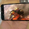 Photos: iPhone 11 Pro Max ミッドナイトグリーンモデル No - 6:TVアプリで動画再生