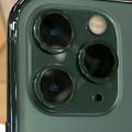 Photos: iPhone 11 Pro Max ミッドナイトグリーンモデル No - 4:背面カメラ