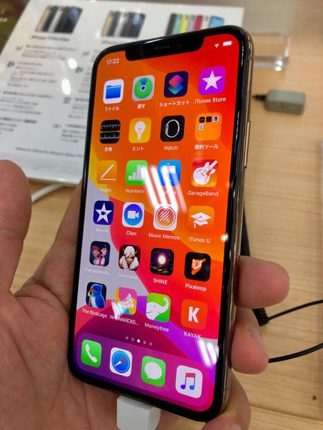 iPhone 11 Pro No - 1:ホーム画面