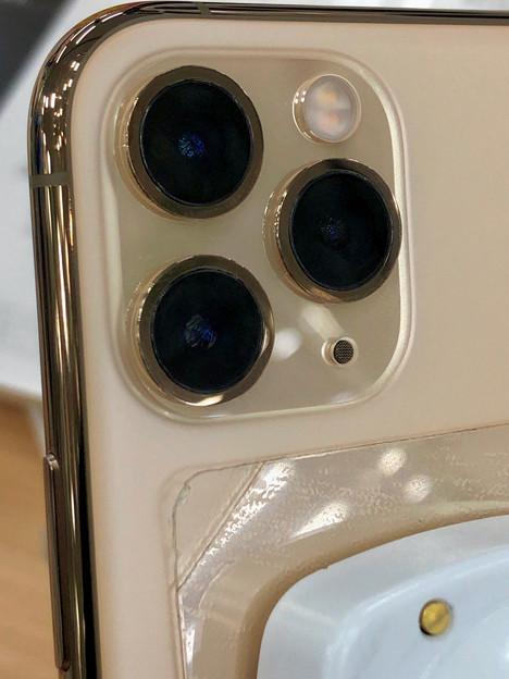 iPhone 11 Pro No - 3:背面カメラ