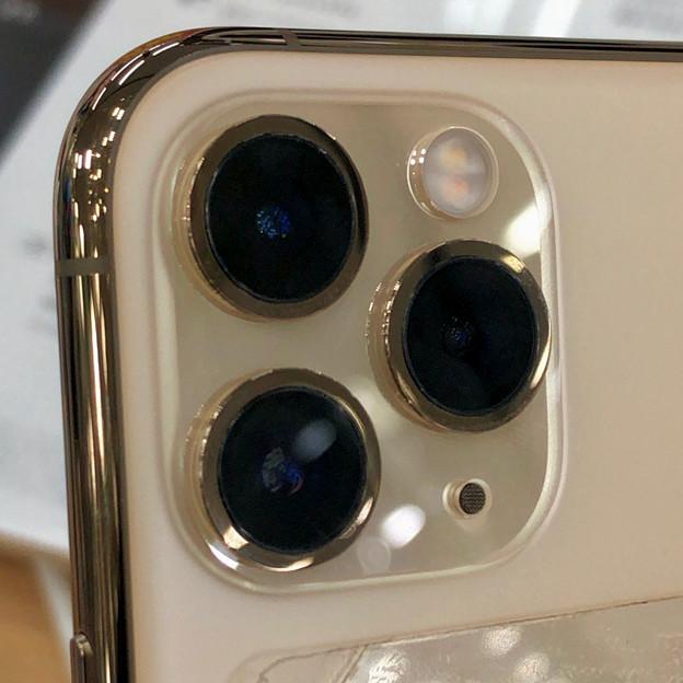 iPhone 11 Pro No - 4:背面カメラ(アップ)