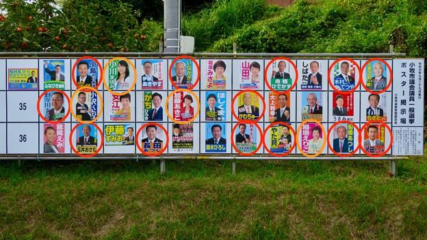 小牧市議会議員選挙 2019のポスター - 5:市長と癒着して市議役割放棄してる議員