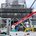 Photos: リニューアル工事中の久屋大通公園(2019年9月28日) - 3