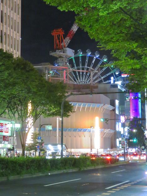 建設中の広小路通沿いの建物(2019年9月28日) - 1