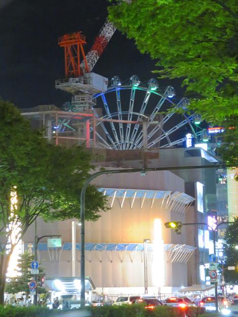 建設中の広小路通沿いの建物(2019年9月28日) - 2
