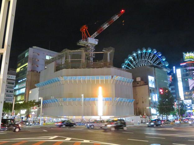 建設中の広小路通沿いの建物(2019年9月28日) - 3