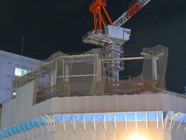 建設中の広小路通沿いの建物(2019年9月28日) - 4