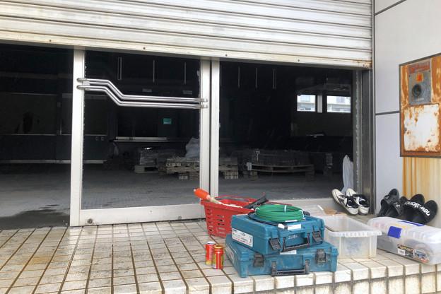 桃花台東駅周辺撤去工事(2019年10月14日):ループ線の撤去も開始? - 7