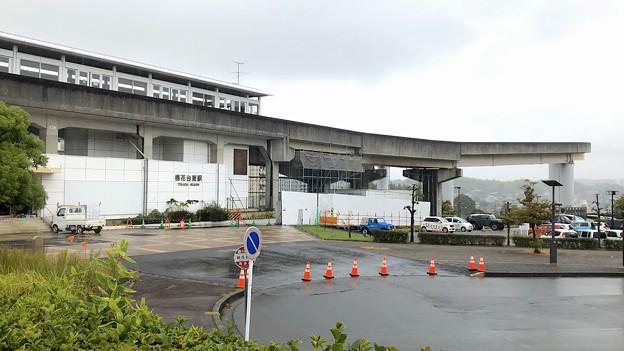 桃花台東駅周辺撤去工事(2019年10月14日):ループ線の撤去も開始? - 9