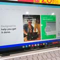 ASUSの14インチ 2in1 Chromebook「C434TA-A10095」 - 4