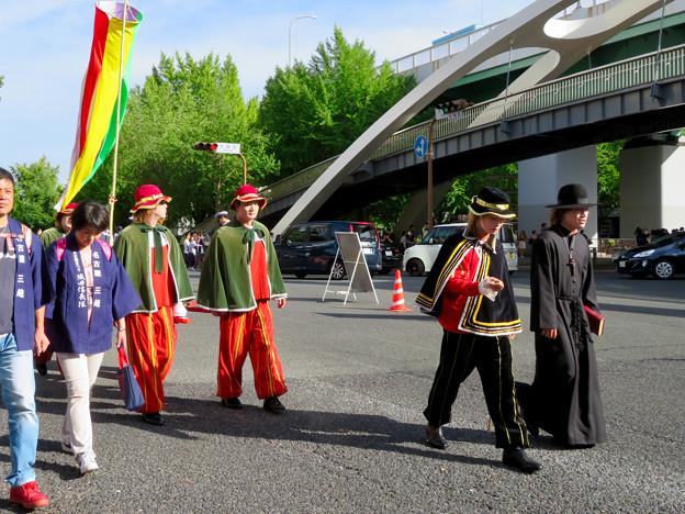 名古屋まつり 2019:パレードに宣教師!?