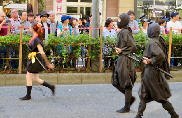 名古屋まつり 2019:パレードに忍者