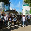 Photos: 名古屋まつり 2019:大勢の人で賑わうパレード通行中の大津通 - 1