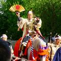 Photos: 名古屋まつり 2019:馬に乗ってパレードする三英傑・織田信長役の人 - 3