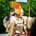 Photos: 名古屋まつり 2019:馬に乗ってパレードする三英傑・織田信長役の人 - 4