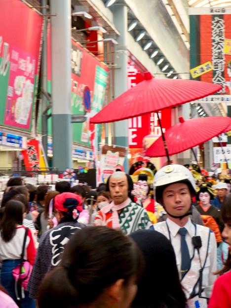 大須大道町人祭 2019:おいらん道中 - 1
