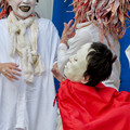 Photos: 大須大道町人祭 2019:シュールなコント - 1