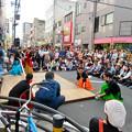 Photos: 大須大道町人祭 2019:フラメンコ(スペイン舞踊団DANZAK) - 2(ステージ準備中)