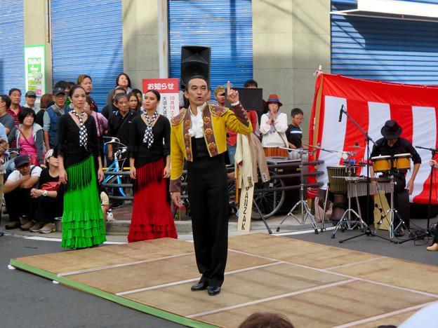 Photos: 大須大道町人祭 2019:フラメンコ(スペイン舞踊団DANZAK) - 3