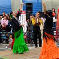 Photos: 大須大道町人祭 2019:フラメンコ(スペイン舞踊団DANZAK) - 6