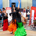 大須大道町人祭 2019:フラメンコ(スペイン舞踊団DANZAK) - 7