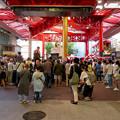 Photos: 大須大道町人祭 2019:今回一番盛り上がってた兄弟ジャグラー「桔梗ブラザーズ」のパフォーマンス - 1(集まってた沢山の人たち)