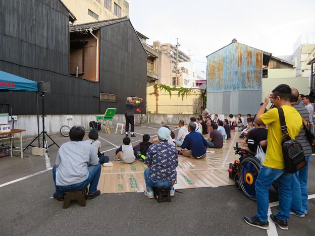 大須大道町人祭 2019:三雲いおりさんのパフォーマンス - 1