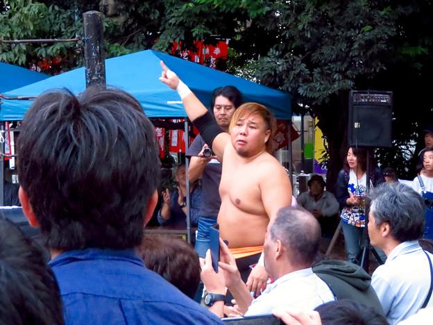 大須大道町人祭 2019:大須プロレス - 3