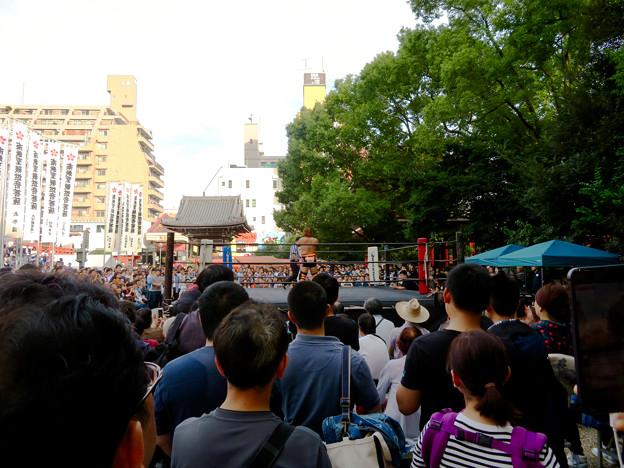 大須大道町人祭 2019:大須プロレス - 6