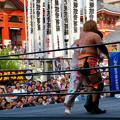 Photos: 大須大道町人祭 2019:大須プロレス - 7
