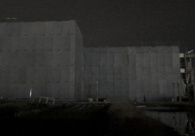 解体工事中の旧ザ・モール春日井(2019年10月23日) - 9