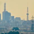 Photos: すいとぴあ江南から見たNTTドコモ名古屋ビルと名古屋テレビ塔 - 2