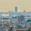 Photos: すいとぴあ江南から見たザ・シーン城北とアンビックス志賀ストリートタワー - 1