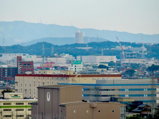Photos: すいとぴあ江南から見たスカイステージ33 - 3