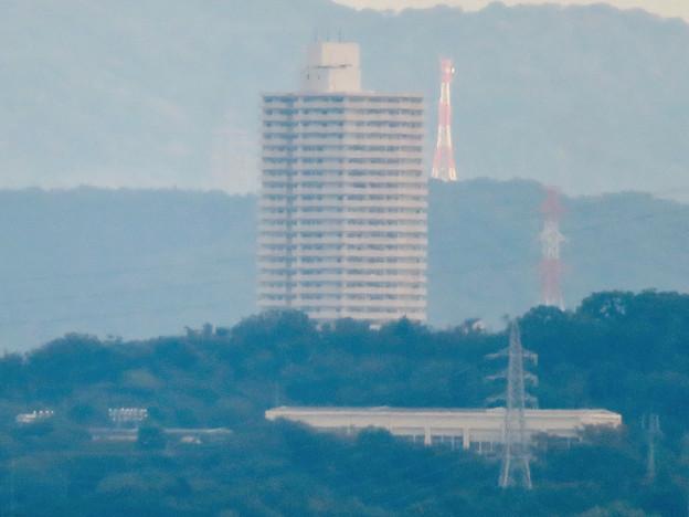 すいとぴあ江南から見たスカイステージ33 - 5